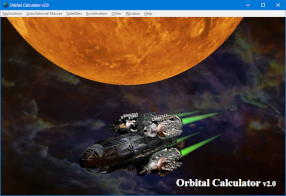 Orbital Calculator v2.0.6